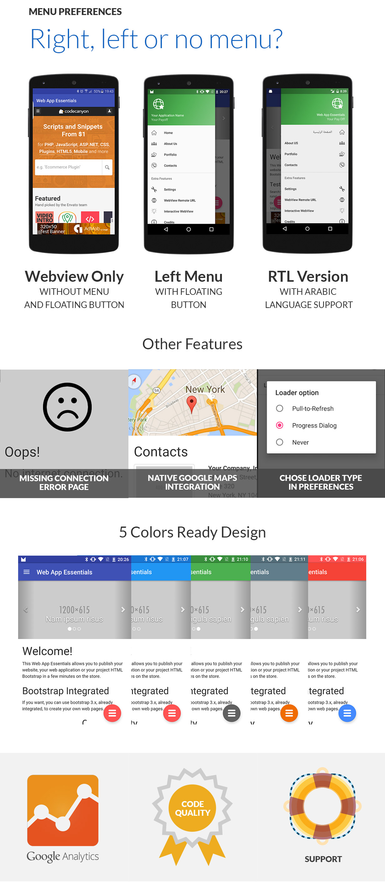 Web App + Push Web Panel - 4